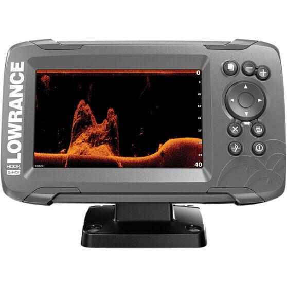 Ex-Demo Lowrance Hook²-5x GPS Fish Finder (Head Unit Only), , bcf_hi-res