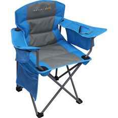 Wanderer Kids' Cooler Arm Chair Blue, Blue, bcf_hi-res