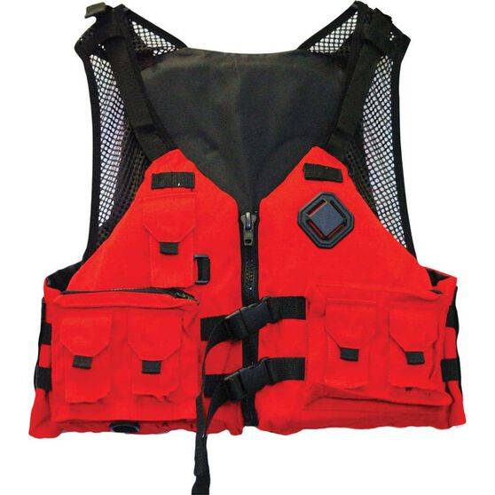 Marlin Australia Adult Competitor PFD 50, Red, bcf_hi-res