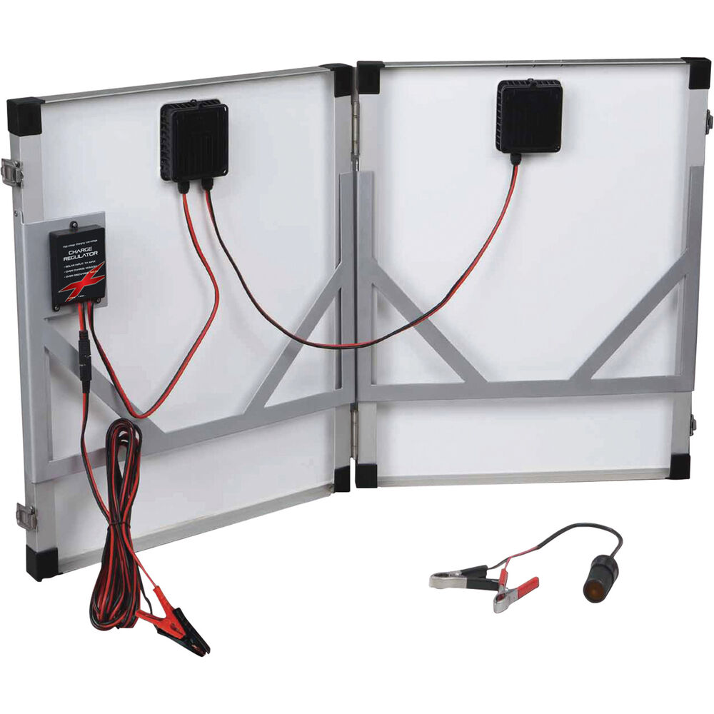 Solution X 100w Folding Solar Panel Kit Bcf Parallel Wiring Hi Res