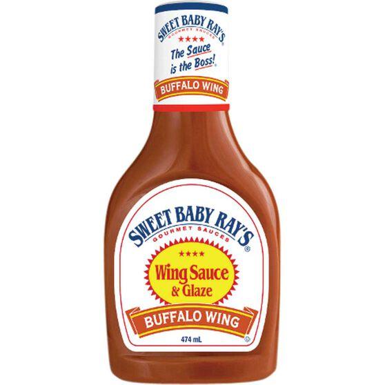 Hatcher Sweet Baby Ray's Buffalo Wing Sauce 474ml, , bcf_hi-res