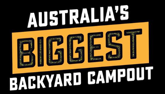 Australia's Biggest Backyard Campout